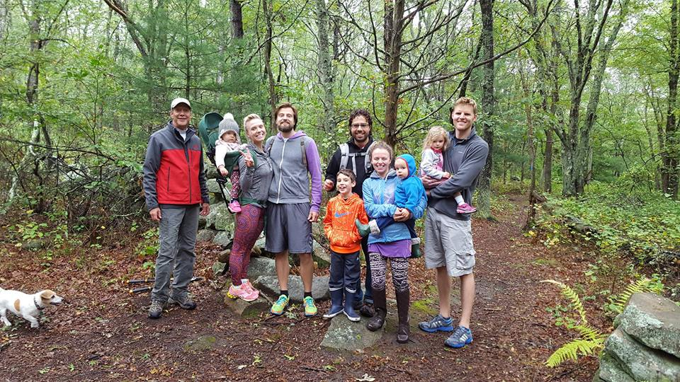 "Saturday ""Rx"" hikes with the South Kingstown Land Trust"
